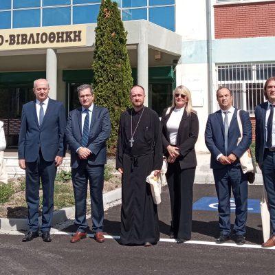 Επίσκεψη αντιπροσωπείας του Πανεπιστημίου Ανατολικού Σεράγεβο στο Πανεπιστήμιο Δυτικής Μακεδονίας