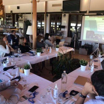 Πανεπιστήμιο Δυτικής Μακεδονίας :Συνάντηση και εκπαιδευτική επίσκεψη των εταίρων του έργου FRiDGE σε επιχειρήσεις τροφίμων στο Βελβεντό και στα Λεύκαρα