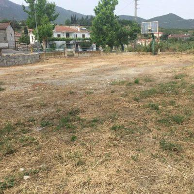 kozan.gr: Δείτε σε ποια κατάσταση ήταν το γήπεδο μπάσκετ της Κοινότητας Ιμέρων στο Δήμο Σερβίων και πως έγινε (Φωτογραφίες)