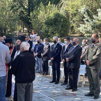 kozan.gr: Τίμησαν, το πρωί της Κυριακής 26 Σεπτεμβρίου, στο Μουσείο Μακεδονικού Αγώνα, στο όρος Μπούρινος, την επέτειο του Μακεδονικού Αγώνα – Oμιλίες & χαιρετισμοί παρευρισκομένων (Φωτογραφίες & Βίντεο)