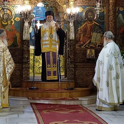 Αρχιερατική Θεία Λειτουργία και ετήσιο μνημόσυνο π. Χαρισίου Πιτσιάβα τελέστηκε στο Βελβεντό της Ιεράς Μητροπόλεως Σερβίων και Κοζάνης (του παπαδάσκαλου Κωνσταντίνου Ι. Κώστα)