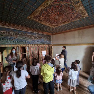 """Με επιτυχία ολοκληρώθηκε η εκπαιδευτική δράση «Πέρα από το """"σύνορον"""" του Καποδίστρια» που διοργάνωσε η Εφορεία Αρχαιοτήτων Κοζάνης"""