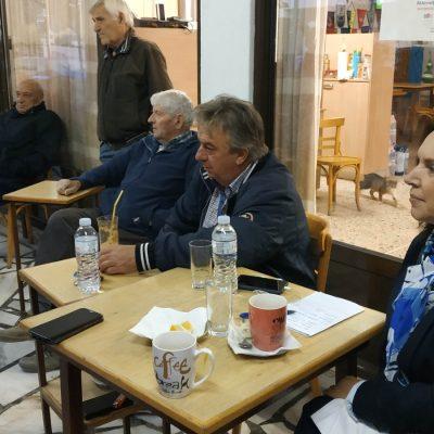 Καλλιόπη Βέττα: Επίσκεψη σε Τριγωνικό, Μεταξά, Μικρόκαστρο, Νεάπολη και Σιάτιστα
