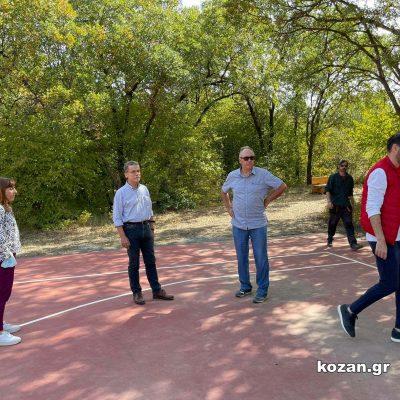 Το δάσος Κουρί μας «ξανασυστήνεται» μετά την ολοκλήρωση των παρεμβάσεων του Δήμου Κοζάνης– Ηλεκτρονική περιήγηση μέσω QR code για τους επισκέπτες (Φωτογραφίες)