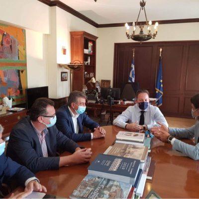 """«Πράσινο Φως» για το Πρόγραμμα """"Αντώνης Τρίτσης"""" και έκτακτη ενίσχυση για τη συντήρηση του οδικού δικτύου στη συνάντηση Δασταμάνη-Πέτσα"""