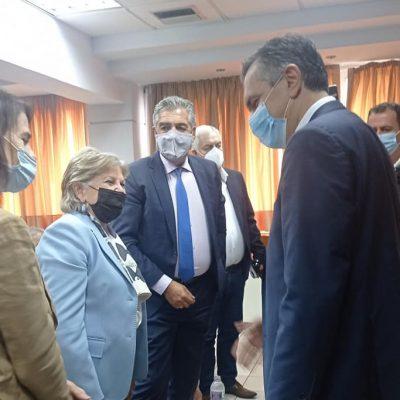 kozan.gr: Έφτασε στον ΑΗΣ Αγ. Δημητρίου η Επίτροπος Συνοχής και Μεταρρυθμίσεων Ελίζα Φερέιρα (Φωτογραφίες)