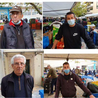 """kozan.gr: Το kozan.gr στην κεντρική λαϊκή αγορά της Κοζάνης – Έξαλλοι οι παραγωγοί με τους χειρισμούς του Αντιπεριφερειάρχη Π.Ε. Κοζάνης Γ. Τσιούμαρη – Θεωρούν ότι στιγμάτισε το θεσμό της λαϊκής αγοράς – Πώς βλέπουν την """"κίνηση"""" και ποια θεωρούν ότι είναι τα σημαντικότερα πλεονεκτήματά της για τους καταναλωτές – Σημερινές εικόνες (Bίντεο 27 λεπτά)"""