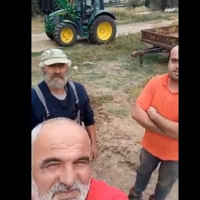 "kozan.gr: Συνεχίζεται η πρωτοβουλία του Γεωργοκτηνοτροφικού Συλλόγου Κοζάνης ""ο Βούρινος""  για τη στήριξη των πυρόπληκτων κτηνοτρόφων στην Εύβοια – Σήμερα, Σάββατο 2/10, βρέθηκαν στα Λεύκαρα του Δήμου Σερβίων συγκεντρώνοντας ζωοτροφές αλλά και μπάλες με άχυρα και τριφύλλια"