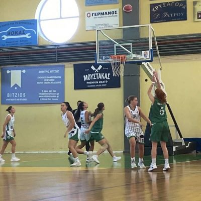 Κύπελλο Γυναικών: Δεν τα κατάφερε ο Λασσάνης απέναντι στην πολύ καλή ομάδα του Νέου Ρυσίου – Αναγέννηση Ν.Ρ. – Λασσάνης 64-41 (Φωτογραφίες)