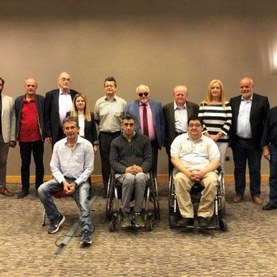 Γενικός γραμματέας της Εκτελεστικής Γραμματείας της ΕΣΑμεΑ αναδείχθηκε ο Κοζανίτης, πρώην περιφερειακός σύμβουλος και ενεργό μέλος του αναπηρικού κινήματος, Βασίλης Κούτσιανος