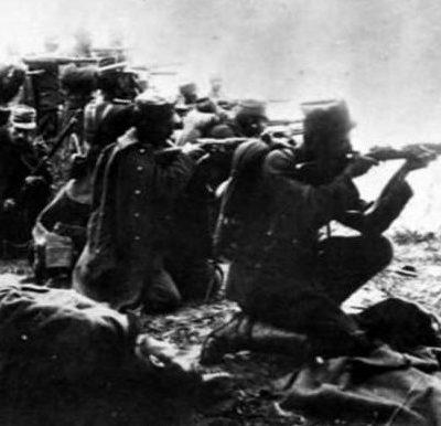 """""""Μάχη Λαζαράδων – Μάχη Στενά Πόρτες"""" – Bιωματικές αναμνήσεις του συγγραφέα Σπύρου Μελά από την περιοχή των Καμβουνίων"""