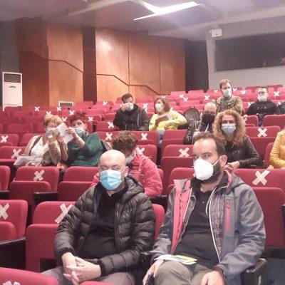 kozan.gr: Κι η Πτολεμαΐδα φιλοξένησε, το απόγευμα του Σαββάτου 9/10, τη προβολή ταινιών  στo πλαίσιο του 11ου International Micro μ Festival  (Βίντεο & Φωτογραφίες)