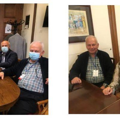 Mε την Μαριλίζα Ξενογιανακοπούλου, Τομεάρχη Εργασίας και Κοινωνικών Ασφαλίσεων του ΣΥ.ΡΙΖ.Α Π.Σ., συναντήθηκε το Σωματείο Συνταξιούχων ΔΕΗ