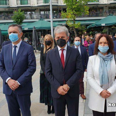 Kozan.gr: Δηλώσεις πολιτικού προσωπικού της περιοχής για τη σημερινή επέτειο απελευθέρωσης της Κοζάνης από τον τουρκικό ζυγό (Βίντεο 8′)