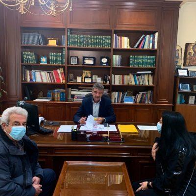 Γεγονός το έργο της ενεργειακής αναβάθμισης του Κλειστού Κολυμβητηρίου – Έπεσαν σήμερα οι υπογραφές από τον Δήμαρχο Γρεβενών Γιώργο Δασταμάνη