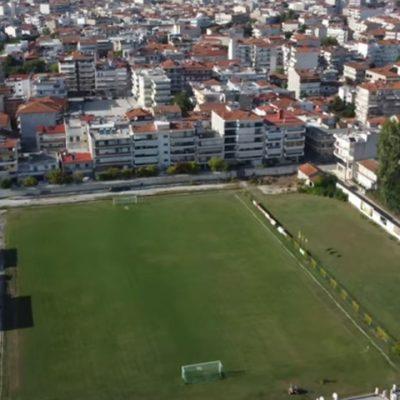 kozan.gr: 9 λεπτά πτήση πάνω από την Πτολεμαίδα – Βίντεο με ημερομηνία λήψης 22 Σεπτεμβρίου (Βίντεο)