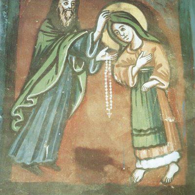 Τιμήσαμε στο Βελβεντό την αγία Νεομάρτυρα Χρυσή εκ Μογλενών (του παπαδάσκαλου Κωνσταντίνου Ι. Κώστα)