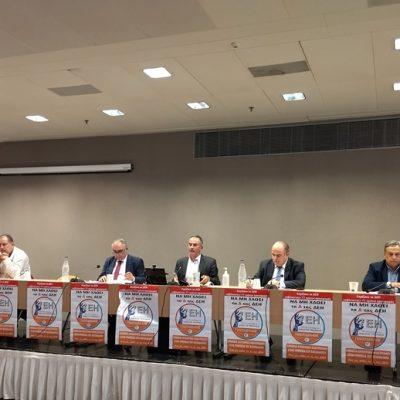 Τη διατήρηση του δημόσιου χαρακτήρα της ΔΕΗ ζήτησαν η ΓΕΝΟΠ/ΔΕΗ, η Γενική Συνομοσπονδία Επαγγελματιών Βιοτεχνών και Εμπόρων Ελλάδας (ΓΣΕΒΕΕ) και η Κεντρική Ένωση Επιμελητηρίων Ελλάδας (ΚΕΕΕ) κατά τη διάρκεια κοινής συνέντευξης τύπου.