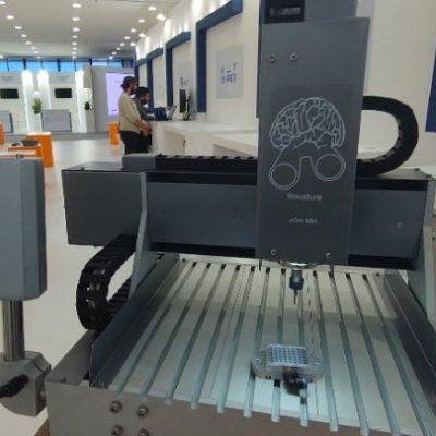 """Η Nousture, η εταιρία Robotics του κ. Χάιτα από το Πρωτοχώρι Κοζάνης έχει στα σκαριά διάφορα μοντέλα ρομποτικών """"δημιουργών"""""""