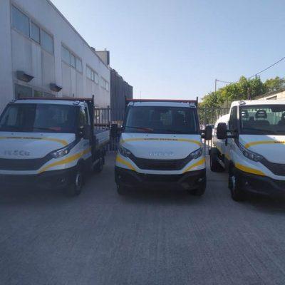 kozan.gr: Δύο τρακτεράκια, 1 υδροφόρα και 3 φορτηγάκια νέος χρήσιμος στόλος οχημάτων στο Δήμο Σερβίων (Φωτογραφίες)
