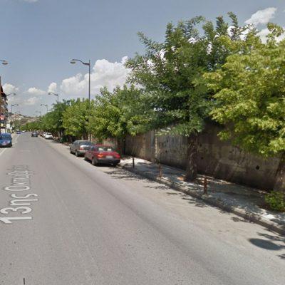 Χρηματοδότηση της ανάπλασης της Οδού 13ης Οκτωβρίου στην πόλη των Γρεβενών, συνολικού προϋπολογισμού 3,6 εκ. ευρώ, από το Επιχειρησιακό Πρόγραμμα Δυτικής Μακεδονίας, του ΕΣΠΑ 2014-2020